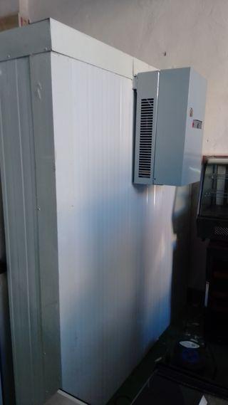 camara frigorifica de paneles