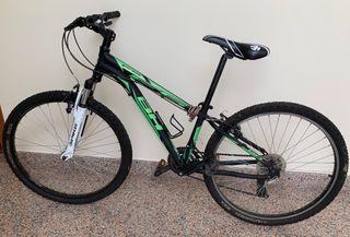 Bicicleta BH FS tipo Mtb Talla XS