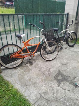 bicicleta de paseo modelo aleman