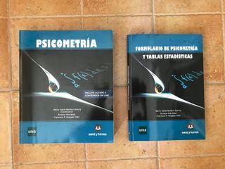 Libro psicometría UNED