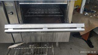 Cocina industrial Zanussi