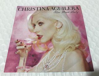 Christina Aguilera Slow Down Baby raro