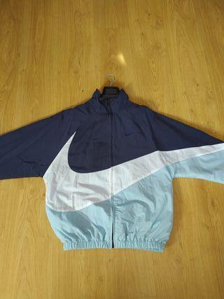 Chaqueta vintage Nike Swoosh