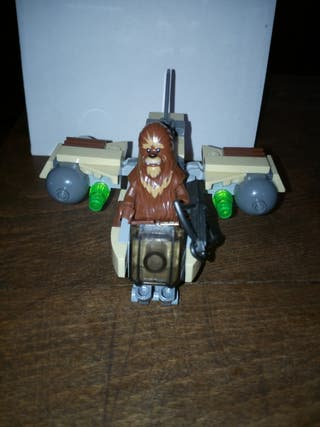Nave lego Star Wars 75129