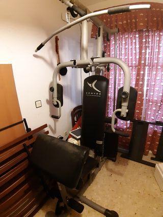 Banco de pesas Decathlon