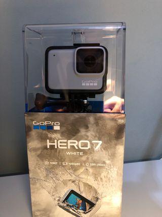 GoPro Hero 7 White Nueva