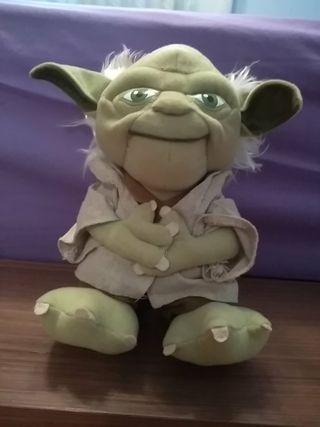 Peluche Maestro Yoda