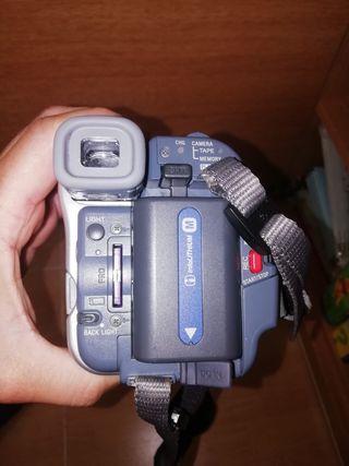videocamara digital 8 sony