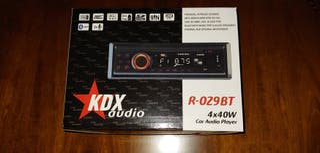 CASSETE KDX AUDIO R029BT