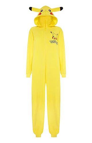 Pijama / Disfraz Pikachu