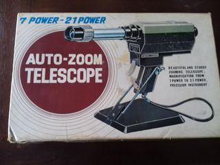 Telescopio años 50