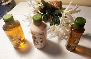 Crema hidratante + Shower Gel Yves Rocher