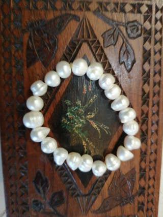 pulsera de perlas de Río