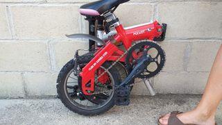 Bicicleta plegable Monty Pocket