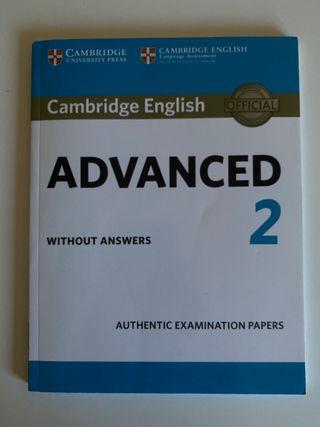 Libro preparación del Advanced NUEVO