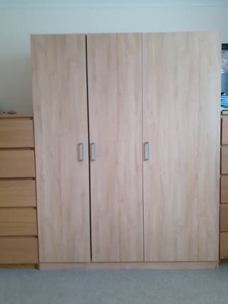 IKEA Wardrobe and Chest of Draws