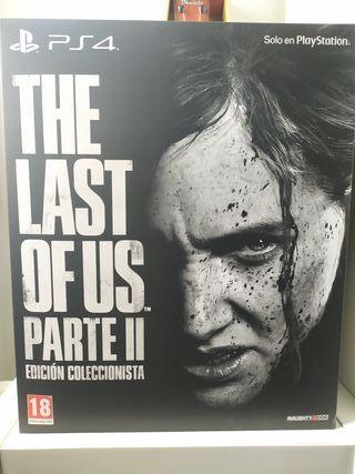 the last of us 2 (coleccionista)