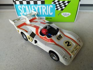 SCALEXTRIC RENAULT ALPINE 2000 TURBO