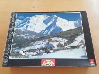 puzzle Educa 4000p.