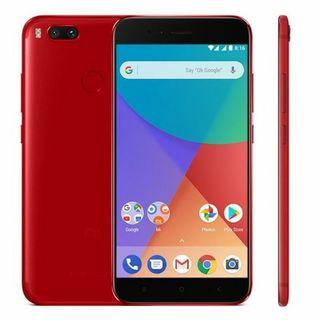 Xiaomi mi A1 4/64 rojo special edition