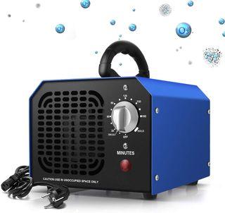 Generador de Ozono 6000 mg/h 100% Eficacia virus