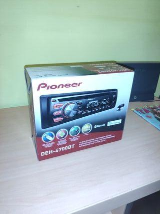 Radio CD Bluetooth Pioneer DEH-4700BT