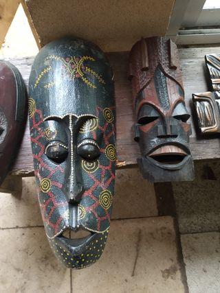 Arte Africano en Madera