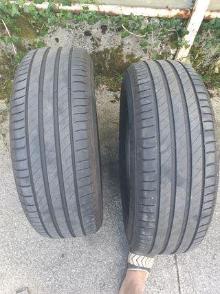 2 Neumáticos michelín 195/65/15