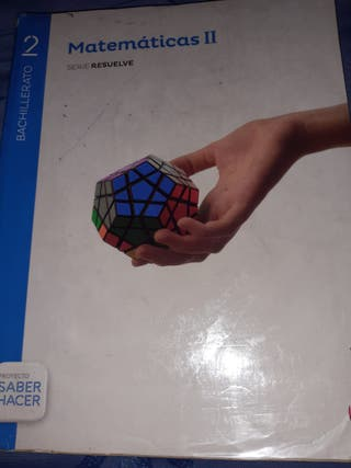 Matemáticas II 2ºBACHILLER