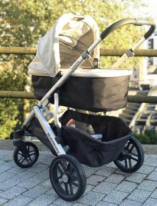 Uppababy Vista carrito bebe