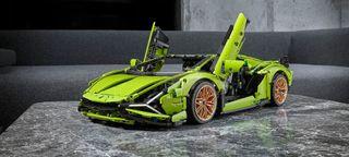 Lamborghini SIAN FKP37 3696 Piezas