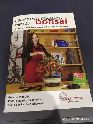 LIBRO PARA EL CUIDADO DE BONSAIS