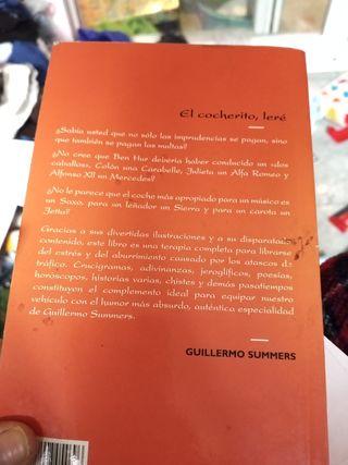 libro de cocherito