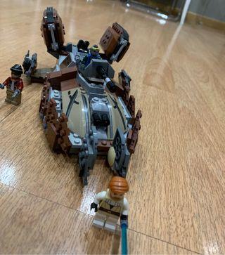 LEGO STAR WARS PIRATE TANK 7753