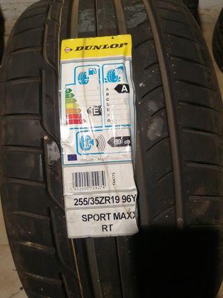 255/35 ZR19 96 Y dunlop sportmaxx