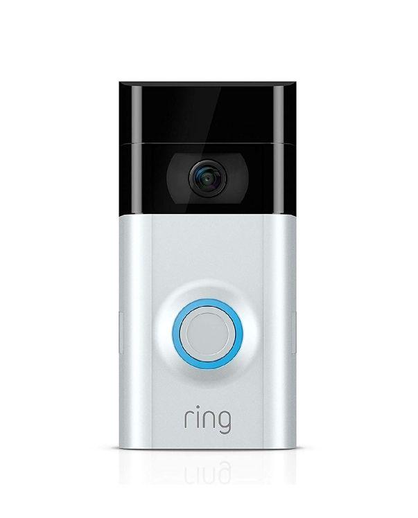 Ring Doorbell 2 1080 HD