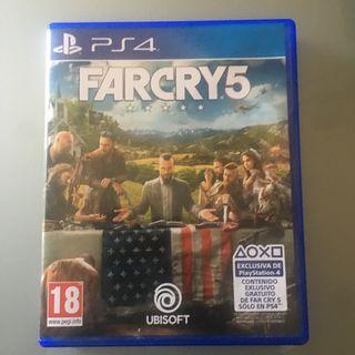 Videojuego farcry 5