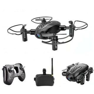 Nuevo KIT GGOGLE VR + DRON R11 Mini FPV HD Plega
