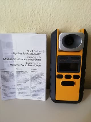 Medidor Distancias Ultrasonico