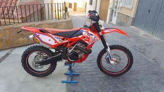Se vende moto Beta RR450 4T Enduro 2012