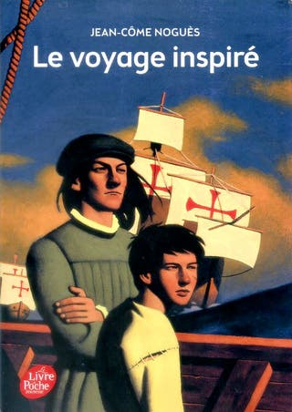 Libro / Livre Le voyage inspiré - Jean-Côme Noguès