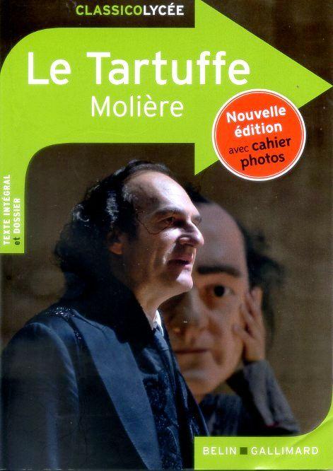 Libro / livre La Tartuffe de Molière