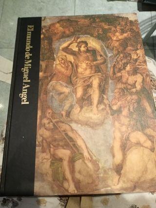 libro del mundo de Miguel Ángel