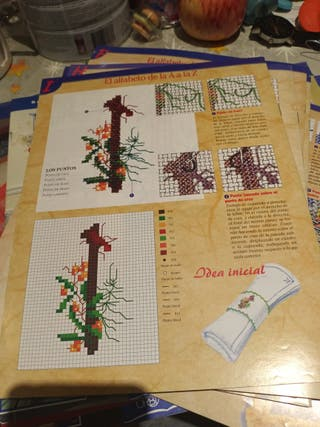 colección libros de cruz