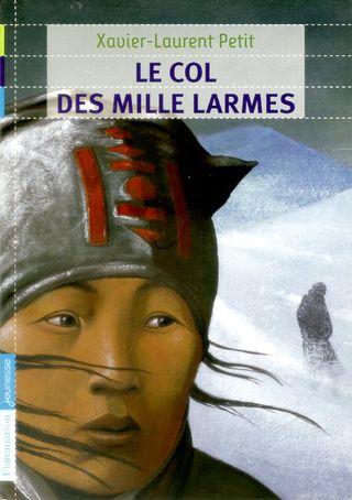 Libro / livre Le col des Mille Larmes - Petit