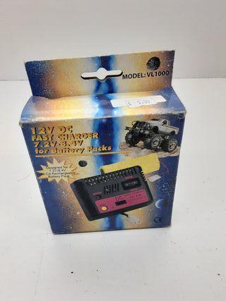 Cargador de baterías de radio control