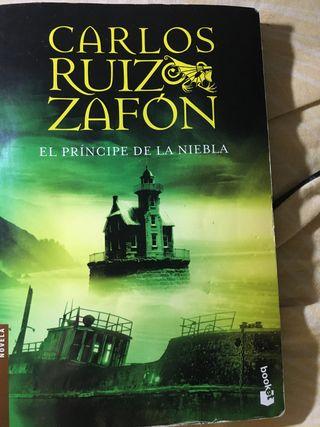Libro El príncipe de la niebla ,Carlos Ríos Zafon