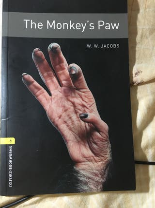 Libro de The monkey's Paw