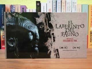 DVD El Laberinto del Fauno Edición Coleccionista