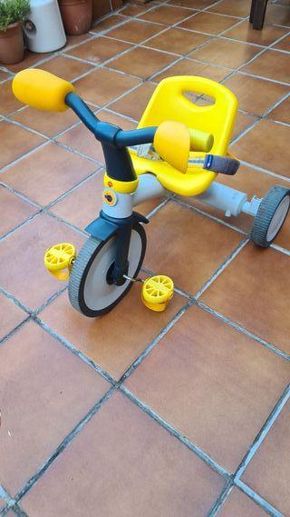 Silla y triciclo 3x3